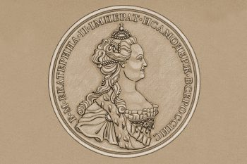 Pencil Drawing Medal