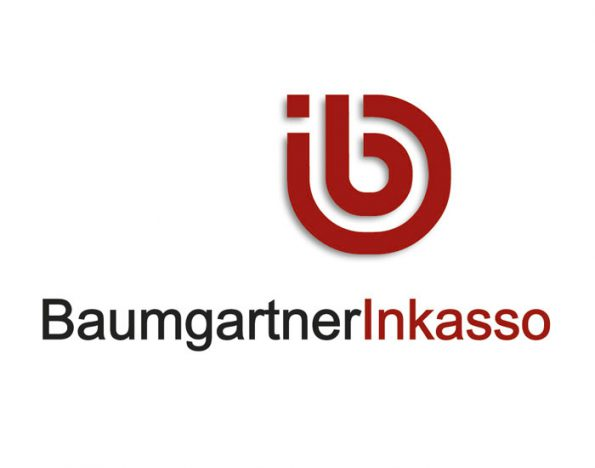 Corporate Design für Baumgartner Inkasso